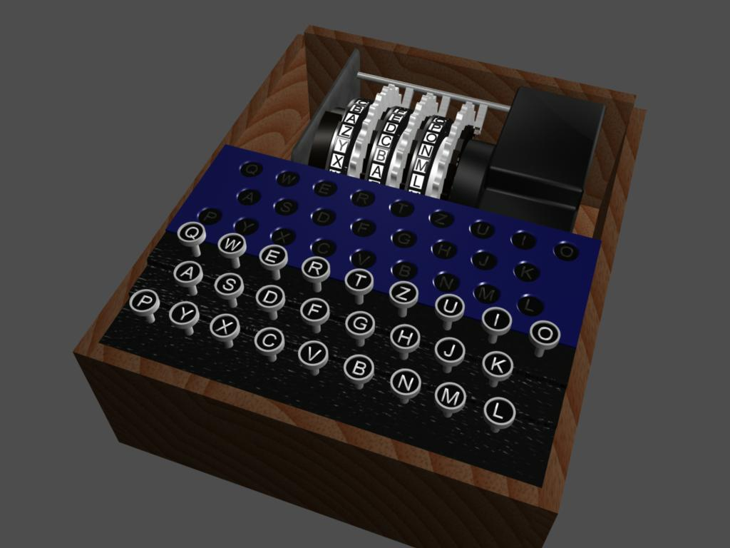 the enigma machine and how it The breaking of the german enigma machine code during world war ii.