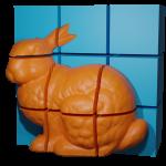 cut-cell bunny